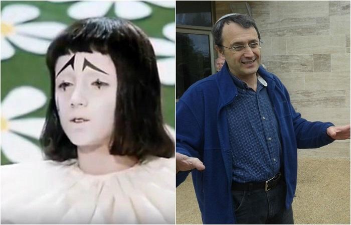 Роман попал в кино случайно, но после удачно сыгранной роли Пьеро, актерская карьера не получила продолжения.