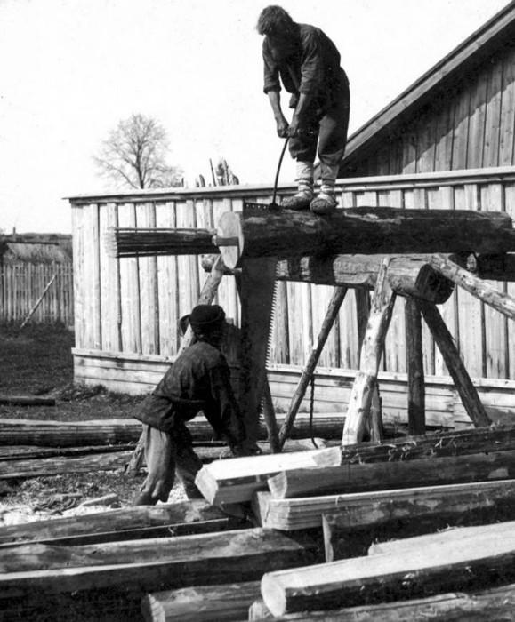 Подготовка строительных материалов.