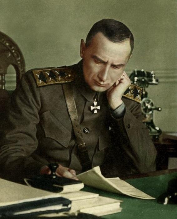 Адмирал Колчак вошел в исторические хроники как военный и политический деятель.