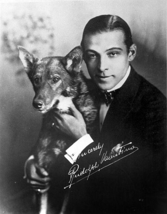 Легендарный, скандально известный актёр итальянского происхождения и прожигатель жизни.