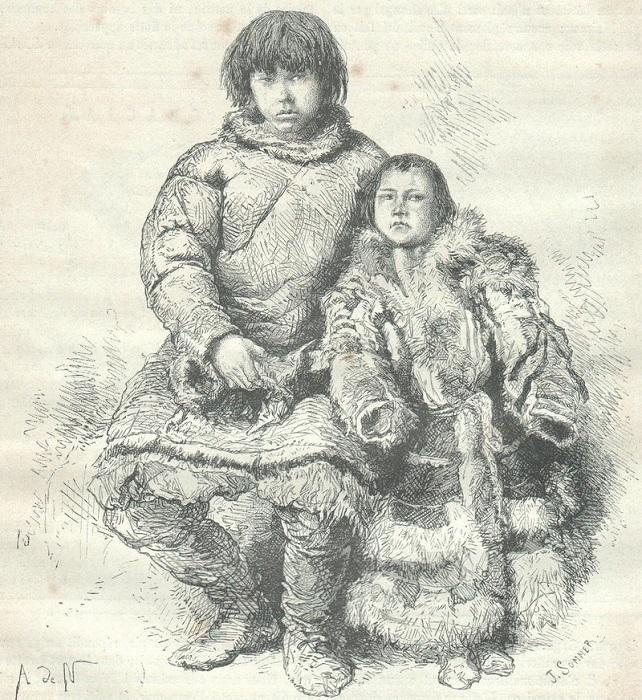 Урало-алтайское племя, близкое к финнам, но отличающееся от них типом и языком.