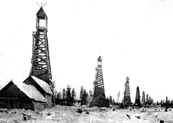Каторга как средство освоения отдаленных территорий, 1922 год.