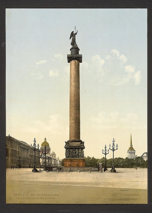 Санкт-Петербург, 1825 год.