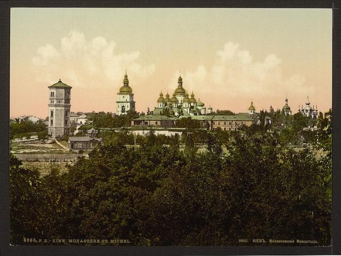 Киев, 1832 год.