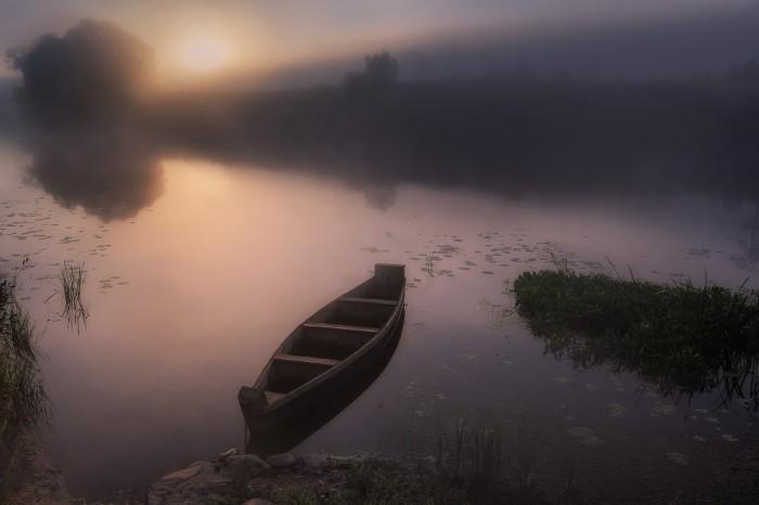 Тишина и спокойствие. Автор фотографии: Купрацевич Дмитрий.