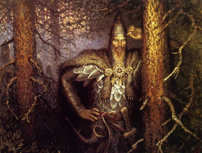 Его отличительными чертами были способность к оборотничеству и умение понимать язык птиц и зверей.