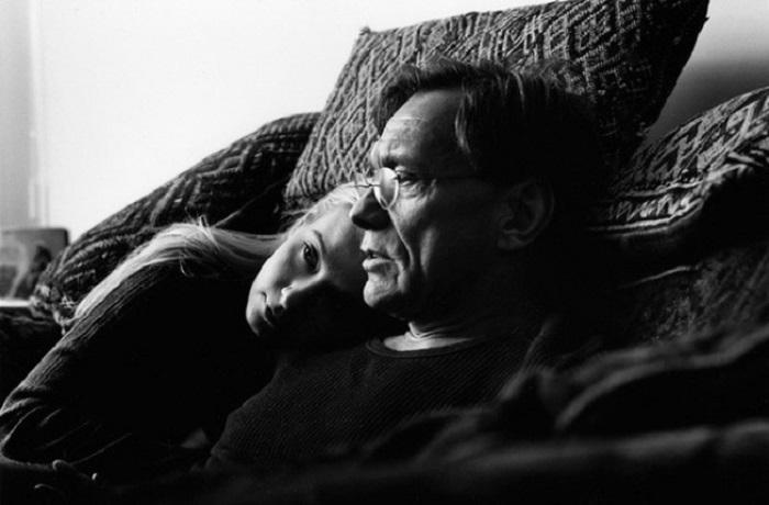 Юлия Высоцкая и Андрей Кончаловский.