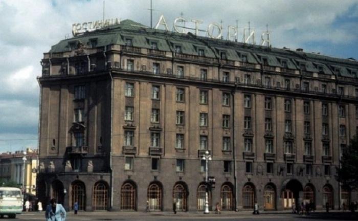 Гостиницу «Астория» собирались использовать немецкие высшие военные чины для банкета по случаю взятия Ленинграда.
