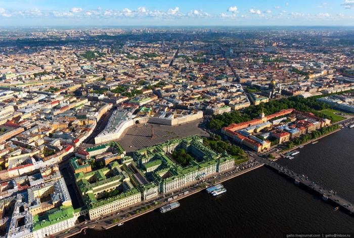 Город с населением более одного миллиона человек.