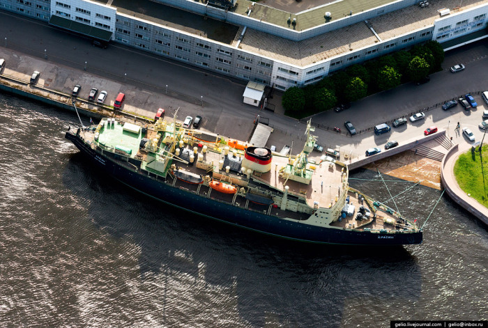 С 1980-х годов — судно-музей.