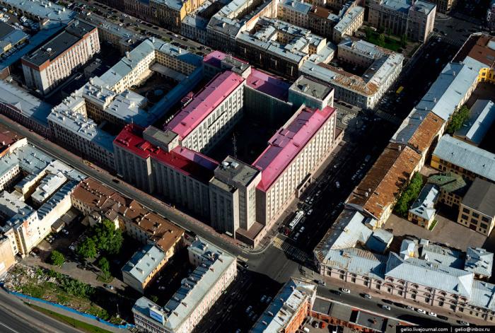 Управление ФСБ по Санкт-Петербургу и Ленинградской области.