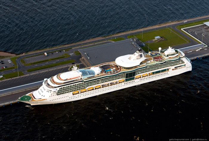 Морской пассажирский порт «Морской Фасад».