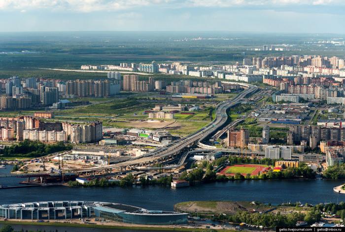 Внутригородская магистраль.