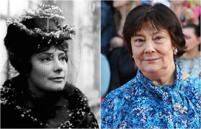 Легендарная актриса СССР сыграла главную роль в фильме, впоследствии кинолента признана эталонным воплощением образа Карениной на экране.