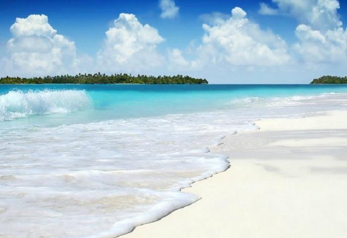 Рай для любителей пляжного отдыха.