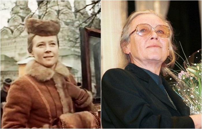 Одна из самых востребованных актрис своего времени, не имевшая актерского образования, перевоплотилась в интеллигентную Дарью Александровну Облонскую, жену Стивы.