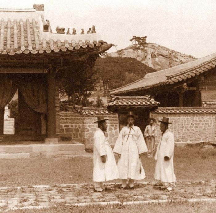 Посещение храма.