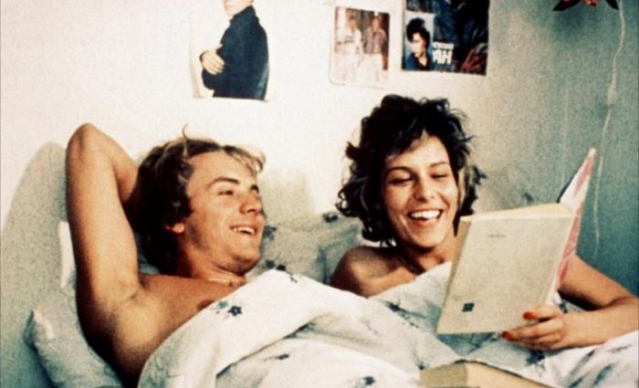 Первый советский фильм, где был продемонстрирован половой акт.