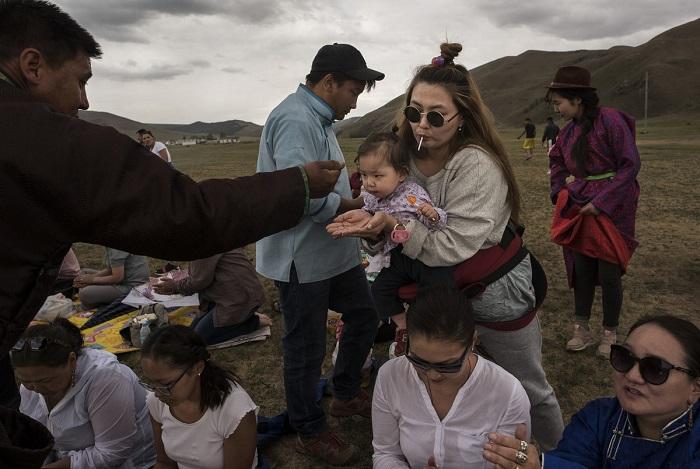 Шаманизм считается национальной религией Монголии.