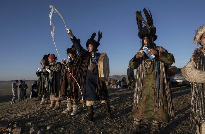 Священные традиции шаманов тщательно оберегались и сохранялись на протяжении многих веков.