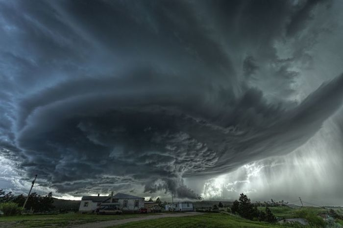 1-е место в категории «Красота природы» отдано австралийскому фотографу Джеймсу Смарту (James Smart).