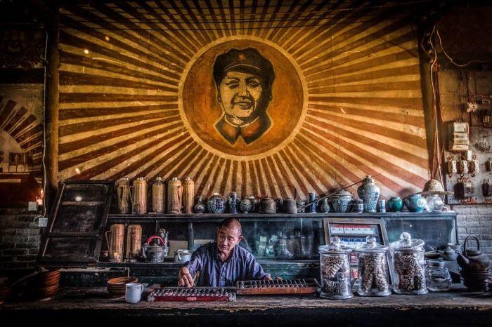 1-е место в категории «До 20 лет» занял китайский фотограф Зиджи Гонг (Zijie Gong).
