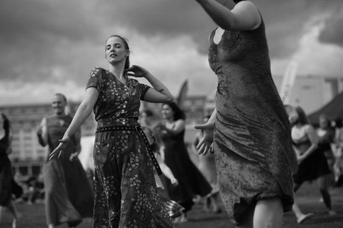 Особой отметки жюри в категории «Монохром» удостоился новозеландский фотограф Кристин Линнеа Бэк (Kristin Linnea Backe).