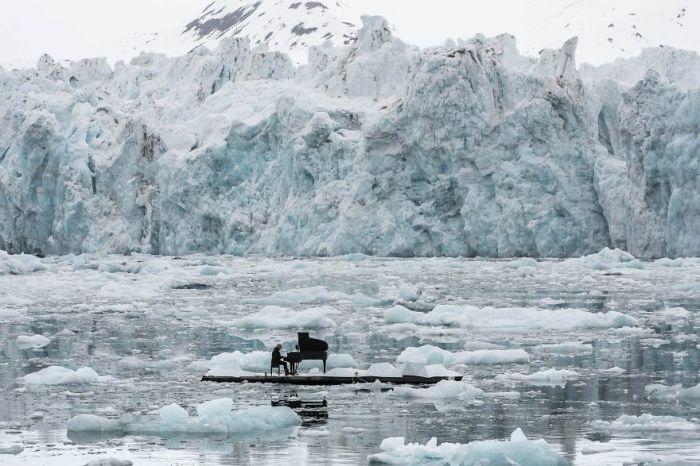 3-е место в специальной категории «На хрупком льду» занял испанский фотограф Педро Армрест (Pedro Armestre).