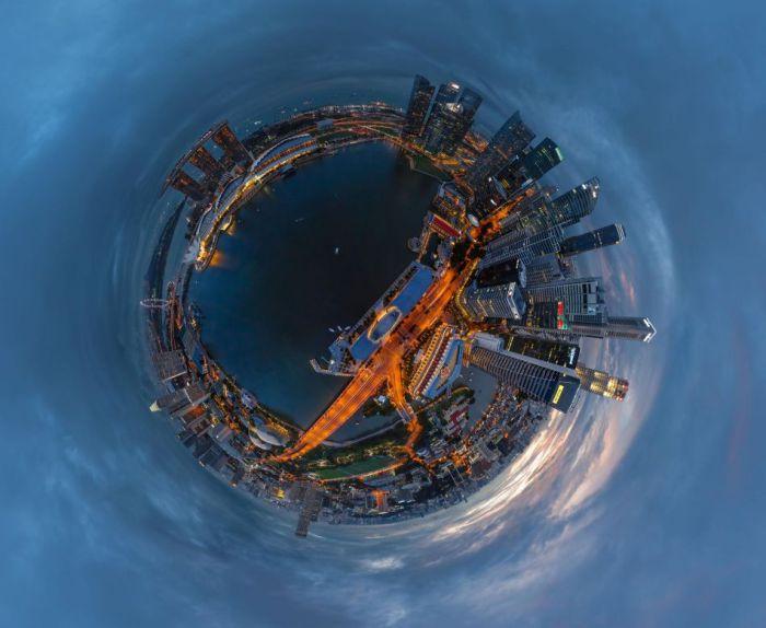 Город-государство, расположенный на островах в Юго-Восточной Азии.