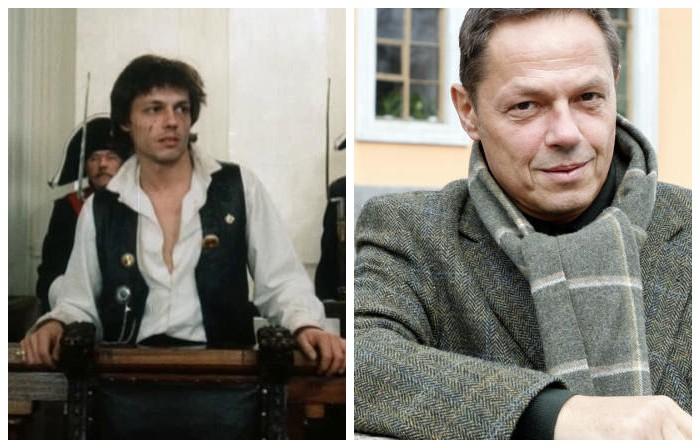 Актёр театра и кино, певец, музыкант на экране воплотил разбойника Бенедетто, незаконнорожденного сына Эрмины Данглар и прокурора де Вильфора.