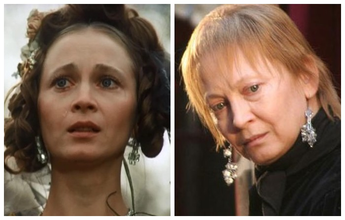 Светлана Станиславовна всегда была востребована режиссерами в образе драматических героинь, поэтому согласилась на роль Эрмины Данглар, хранившую страшную тайну.