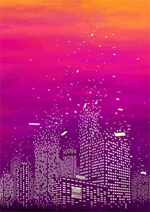 Тан Яо Хун (Tang Yau Hoong) - малазийский художник-минималист, иллюстратор и графический дизайнер.