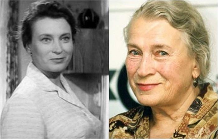 Одна из наиболее известных «киномам» Советского  Союза, в лирической комедии актриса сыграла маму Коли.