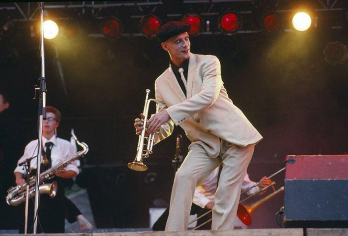 Концерт рок-группы ABNA-AVIA, 1988 год. Фотограф Бруно Барби (Bruno Barbey).