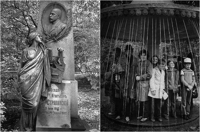 Снимки из путешествия по Советскому Союзу.
