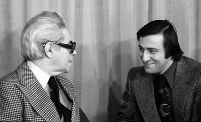Участники «Театральных встреч», 1978 год.