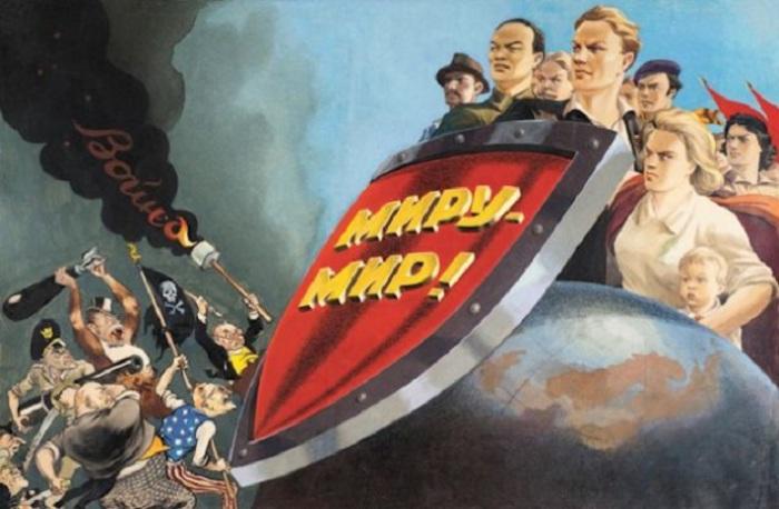 Художник Вениамин Брискин, 1952 г.