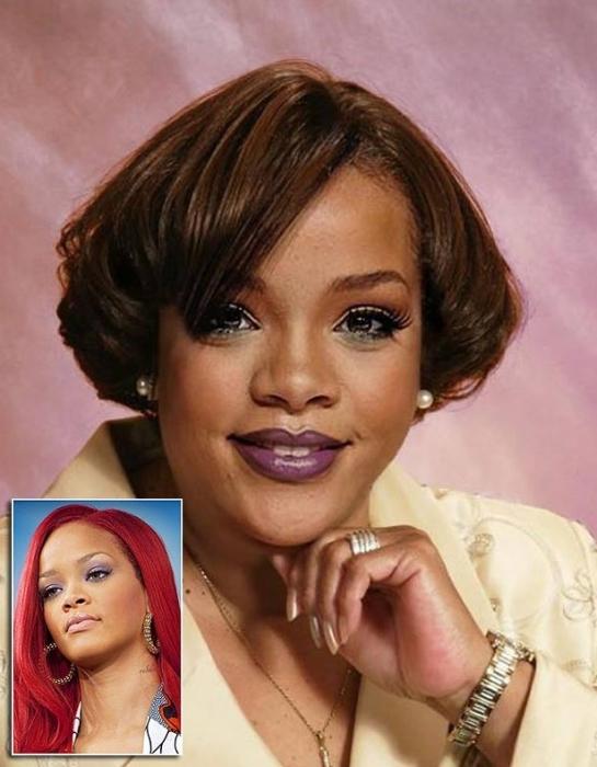 Барбадосская поп-певица и актриса.