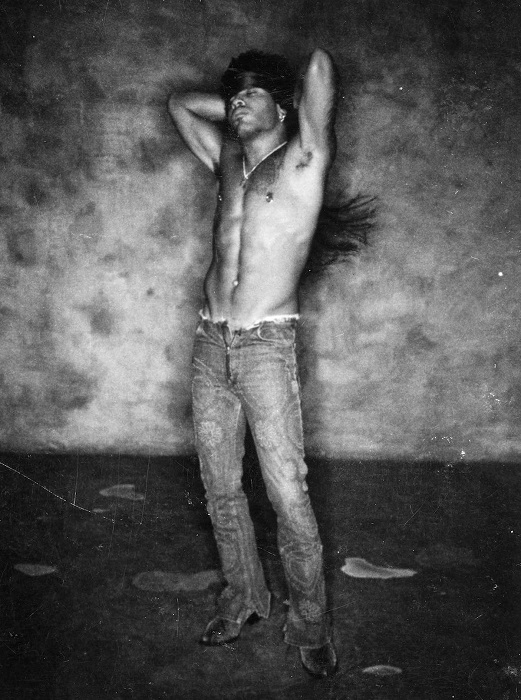 Ленни Кравиц позирует для «Code», Нью-Йорк, 2001 год.