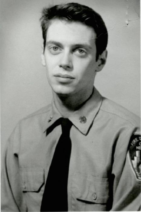 Пожарный Стив, 1976 год.