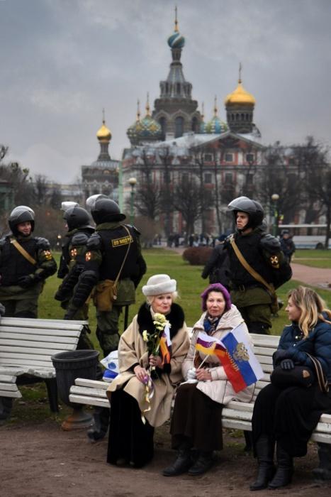 4 ноября в Петербурге.