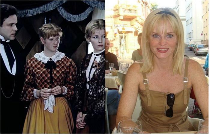 Известность к актрисе пришла после выхода на экраны замечательного сериала, в котором Галина Брониславовна исполнила роль дочери пропавшего капитана - Мери Грант.