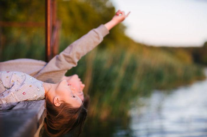 Ребенок, как никто другой, умеет замечать красоту окружающего мира.