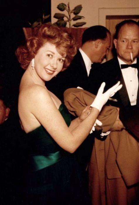 Американская актриса Сьюзен Хэйворд (Susan Hayward) была одной из самых известных и востребованных актрис 1940-1950-х годов.