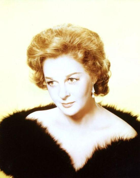 Сьюзен Хэйворд 5 раз номинировалась на премию «Оскар» за лучшую женскую роль.