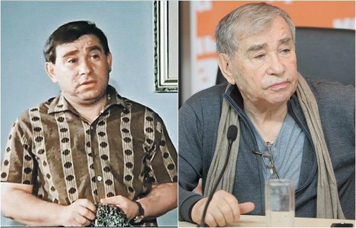 Советский и российский актёр был утвержден на роль водителя ЖЭКа, где работал Афоня.