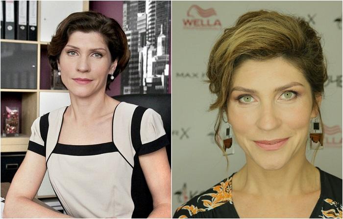 Актриса театра и кино, стала широко известна благодаря роли Анастасии Константиновны Кисегач в сериале «Интерны»