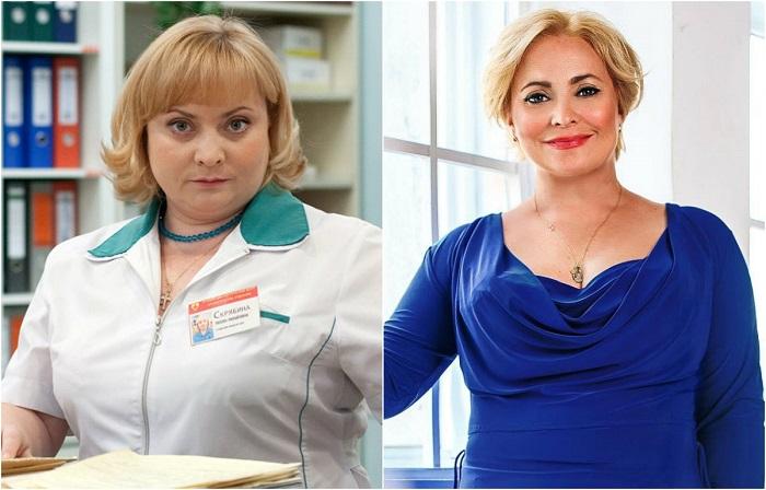 Российская актриса, участница команды КВН «Парма», диджей и ведущая, наиболее известна по роли медсестры Любы из сериала «Интерны».