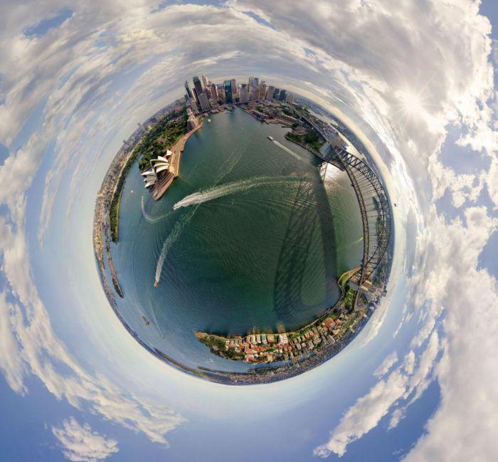 Один из самых привлекательных городов на Земле.