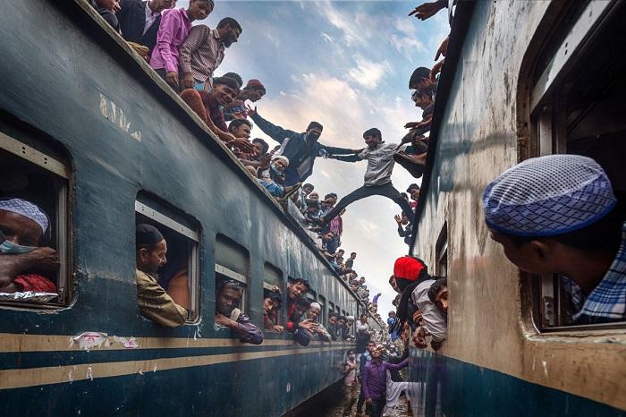 По дороге домой. Автор фотографии: David Nam Lip LEE.